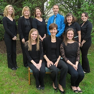 The Cartwright Orthodontics team