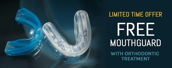 Mouthguard special coupon