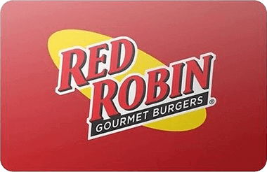 Red Robin giftcard