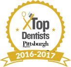 Pittsburgh Top Dentists logo